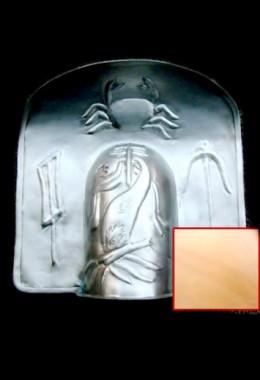 Shoulder Guard-Galerus - Bronze
