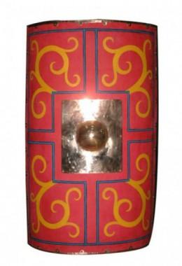 Large rectangular Murmillo/Secutor Shield