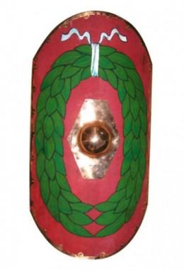 Medium rectangular w/ round edges -Provocator Shield