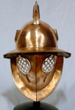 Thraex Helmet in 1.6 mm Bronze