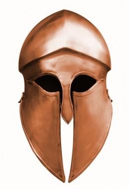 Cornithian Helmet (Denda's) in 1.6 mm bronze