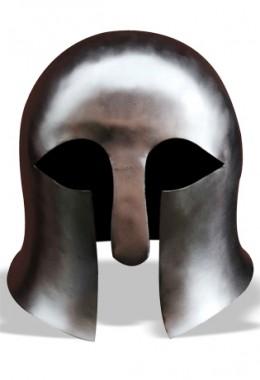 Early Greek cornithian helmet - Tinned Steel