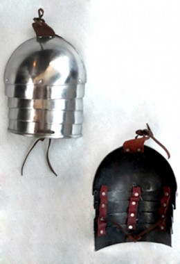 14th Century Knight's Pauldrons