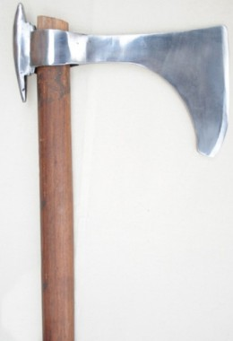 Axe from Early 11th century - Cemetery of Lutomiersk- w/out wooden shaft