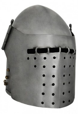 Great Fighting Bascinet - Late 14th Century