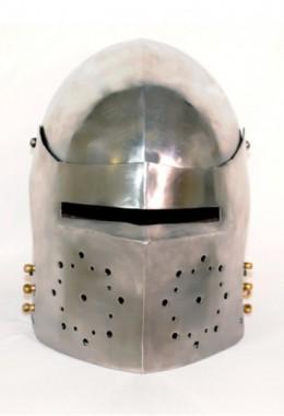 Houndskull Bascinet - Late 14th Century