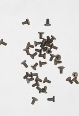 Flat Head Steel Rivets