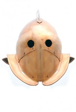Secutor Helmet in 1.6 mm Bronze